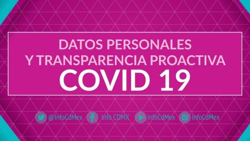 Protección de Datos Personales en Tiempos del COVID-19